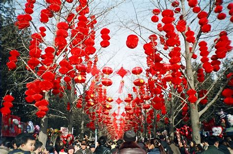 new year origin wiki file lanterns festival ditan park beijing jpg