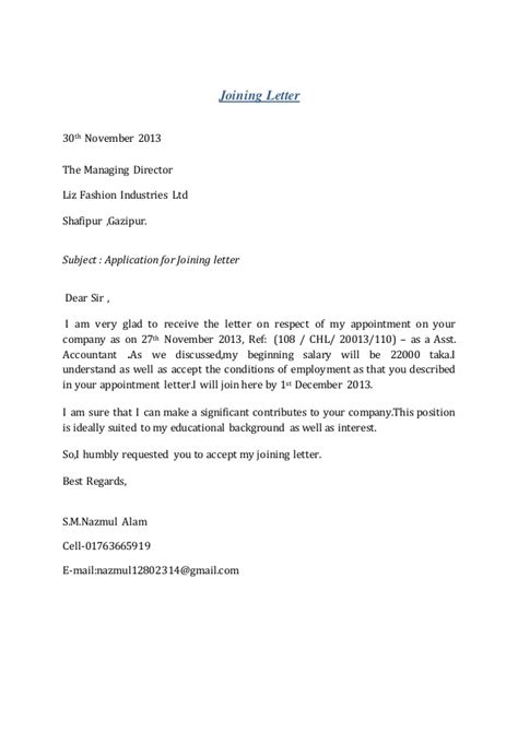 appointment letter of managing director 28 appointment letter of managing director