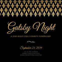 great gatsby themed invitation template invitation maker design your own custom invitation cards