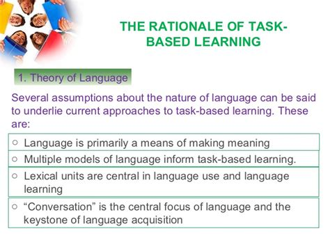 task based task based learning