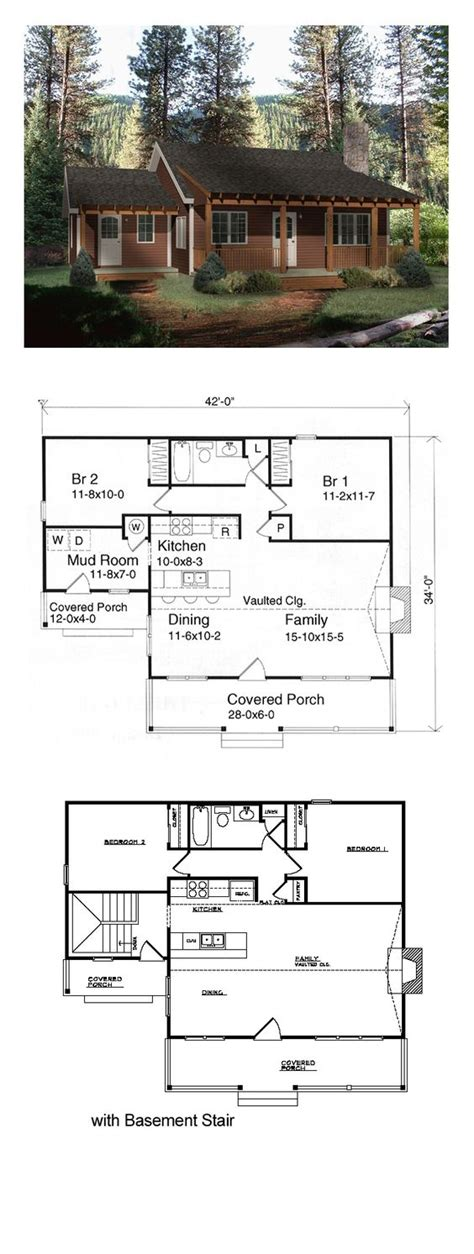 cool ranch house plans ranch style cool house plan id chp 15960 total living