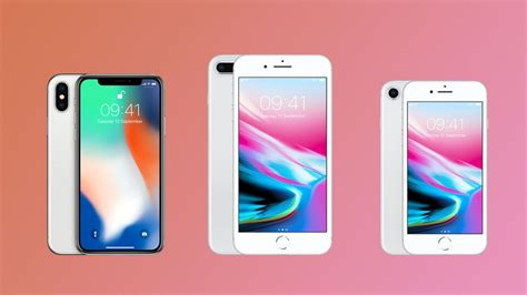 iphone x vs iphone 8 guida all acquisto tra i nuovi smartphone di apple