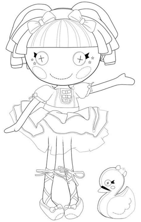 Coloring Pages Lalaloopsy the best lalaloopsy dolls coloring pages