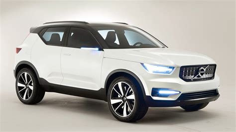 my volvo volvo xc40 compact crossover previewed coming in 2018