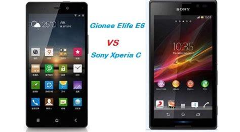 android 42 jelly bean vs ubuntu review comparison gionee elife e6 vs sony xperia c techdiscussion in