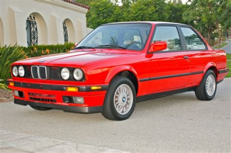 1991 bmw 318is for sale 1991 bmw e30 318is bring a trailer