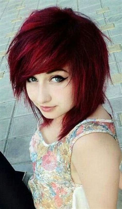 emo hairstyles to do at home cute emo hairstyles for medium length hair hairstyle for