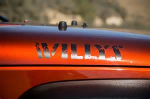 2015 jeep wrangler willys wheeler review rideapart