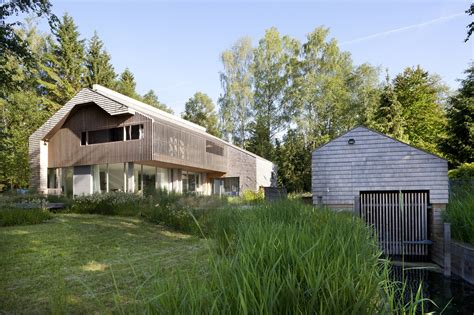 Country House Plan gallery of house k stephan maria lang 6