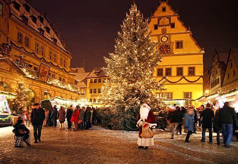 christmas market rothenburg ob der tauber