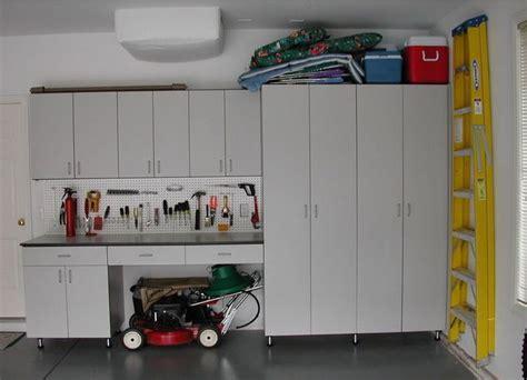 ocho ideas  organizar  garaje