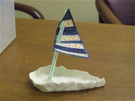 how to make a boat out of clay how to make small boats out of different material how to