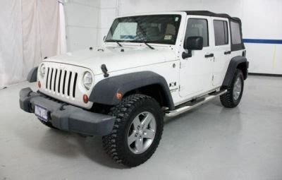Do Jeep Wranglers Roll Easily 2009 Jeep Wrangler Unlimited Vehicles Jeep