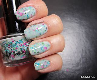 colorsplash nails: jindie nails princess breath