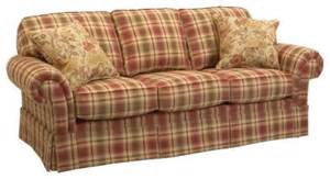 Broyhill Emily Sofa by Broyhill Erikson Sofa Crimson Eclectic Sofas By