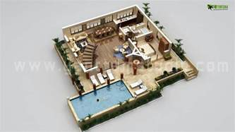 1 Floor Home Plans interactive 3d floor plan commercial ideas yantram
