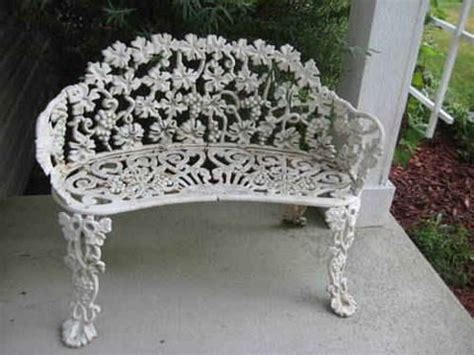 vintage cast iron patio furniture newsonair org