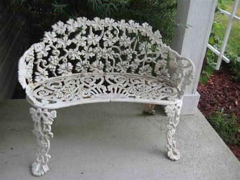 vintage cast iron patio furniture newsonairorg