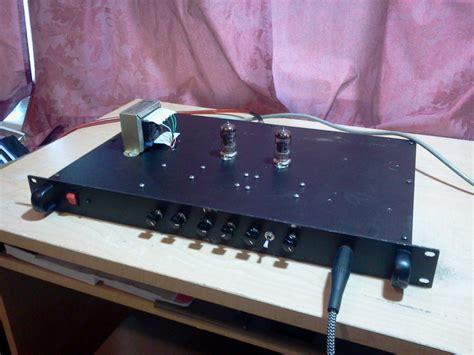 Building A Guitar Rack System by So I Built A Guitar Pre