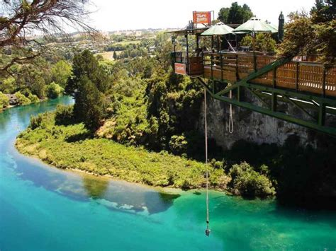 bungee swing new zealand the world s 10 most thrilling bungee jump destinations