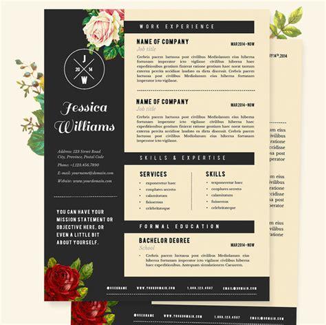 hipster resume cv template pkg resume templates