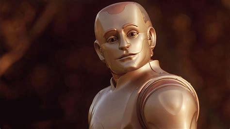 film robot humain critique l homme bicentenaire critique film