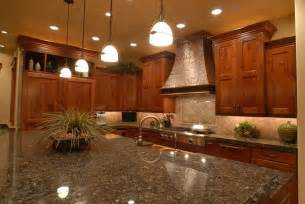 rustic kitchen furniture rustic kitchen with simple granite counters by cd