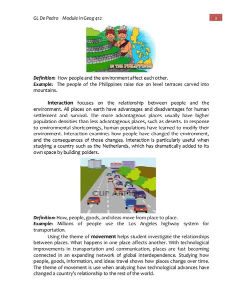 5 themes of geography brainpop natural resources lesson plan grade 3 module in geog 412