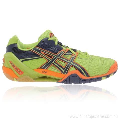 Sepatu Badminton Asics Deduction Yellow Salomon Speedcross 3 Cs Trail Running
