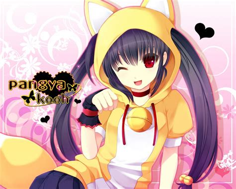 wallpaper anime neko anime super fan images neko girl hd wallpaper and