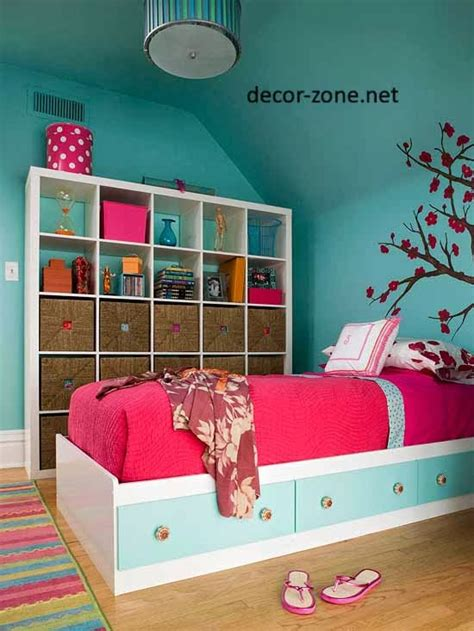 Small Bedroom Storage Shelves 30 Small Bedroom Storage Ideas
