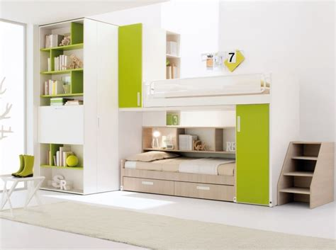 30 modern bunk bed ideas eva furniture green and white modern bunk bed designs ideas