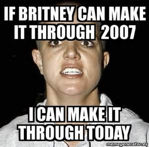 Britney Meme - 10 years later britney spears head shaving moment is