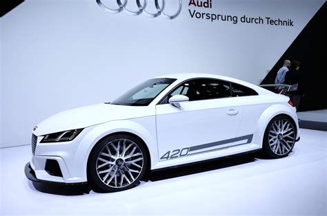 Audi Tt Sport by 2016 Audi Tt Tts Coupe Photos Revealed Before Geneva