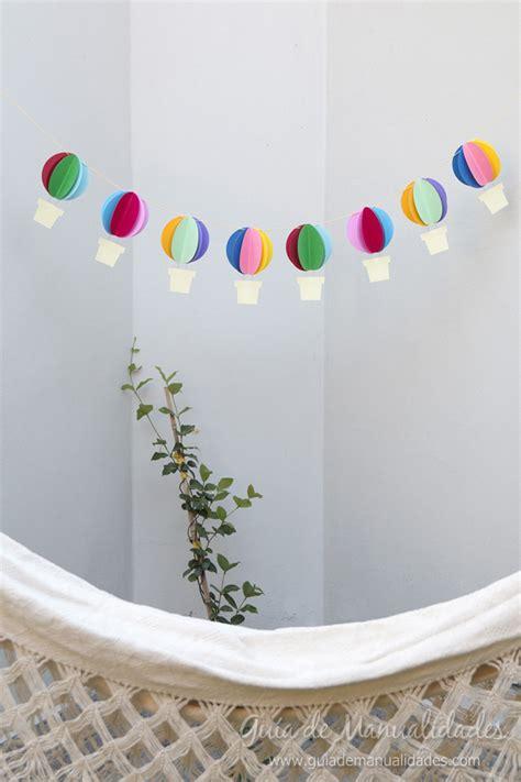 Kertas Balon Udara 40 Cm diy cara membuat balon udara bergelantungan dari kertas gt do it yourself club iyaa