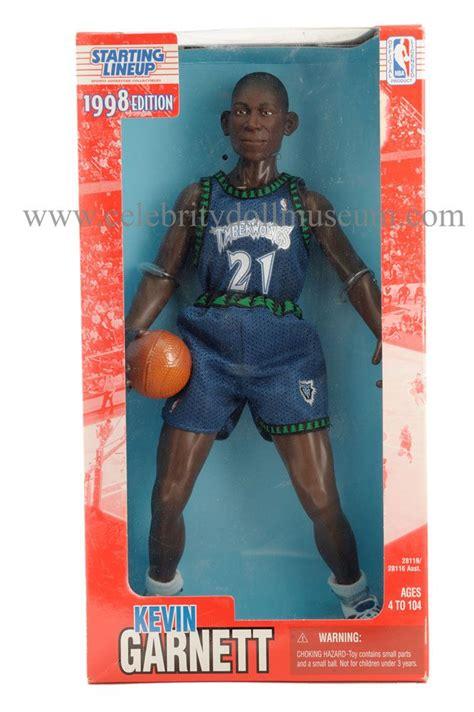 Kevin Garnett 1998 Basketball Nba Court Collection Figure kevin garnett doll museum