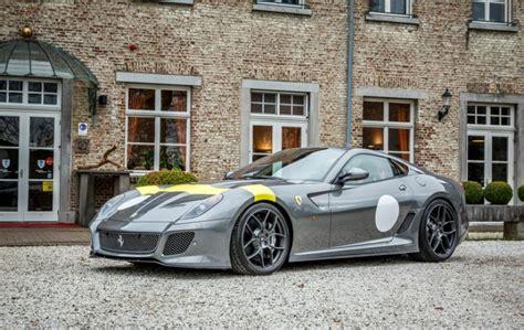Gto Ferrari For Sale by 599 Gto For Sale Autos Post