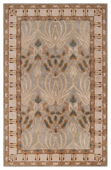 craftsman rugs arts and crafts rugs craftsman
