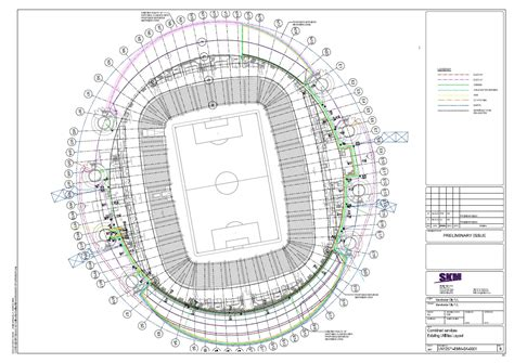 stadium floor plans stadium plan hazza bin zayed stadium pattern design