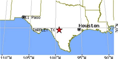 tarpley texas map tarpley texas tx population data races housing economy