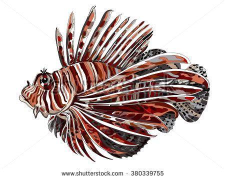 lionfish clipart 72