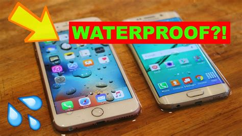 r iphone 6 waterproof new iphone 6s plus is waterproof