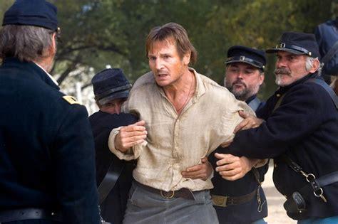 Brosnan Neeson Go West In Seraphim Falls by Cineplex Seraphim Falls