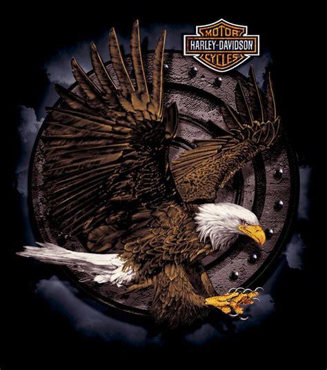 Tshirt Harley Eagle Dagger harley davidson eagle graphic description harley