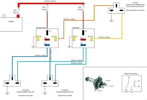 rib relay wiring diagram low voltage wiring diagrams