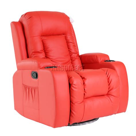 leather cinema recliner chair foxhunter leather massage cinema recliner chair sofa
