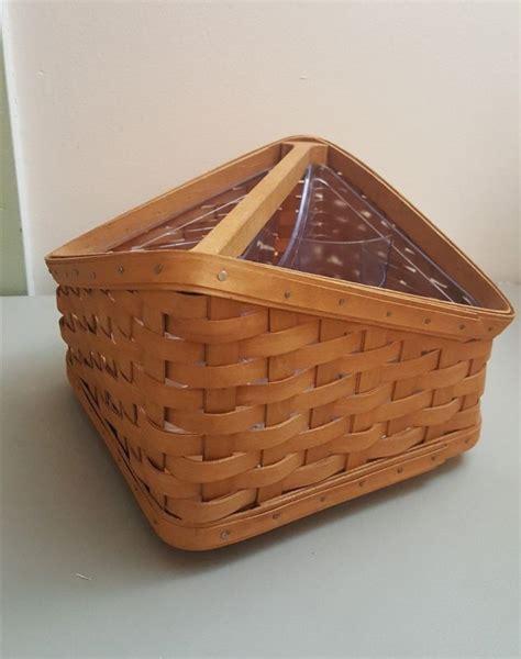 lazy susan desk organizer longaberger organizer basket shop collectibles daily