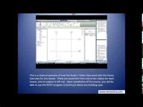 video tutorial revit 2015 revit 2015 tutorial video online ii youtube