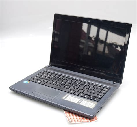 Second Laptop Acer Aspire 4739 I3 jual laptop acer aspire 4739 bekas jual beli laptop