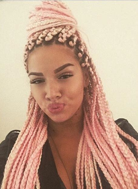 gotti braids 50 box braids hairstyles that turn heads page 2 of 5